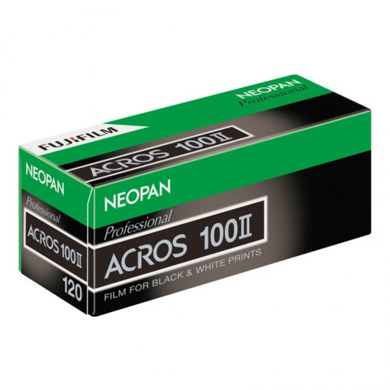 Fotofilma Fujifilm Neopan Acros II 100/120